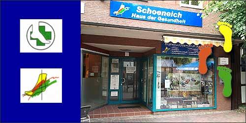 Schoeneich Ortopädie-Schuhtechnik in Winsen