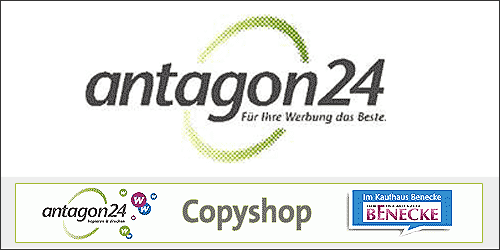 Antagon 24 Copyshop in Stelle