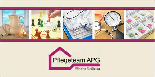Pflegeteam APG in Stelle