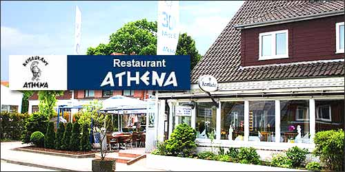 Restaurant Athena in Stelle