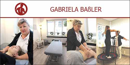 Gabriela Baßler in Stelle