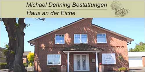 Michael Dehning Bestattungen in Stelle