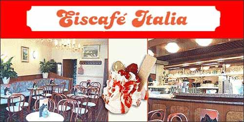 Eiscafé Italia in Stelle