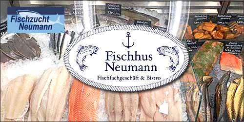 Fischhus Neumann in Rade