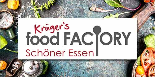 Krüger´s Food Factory in Stelle