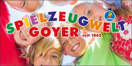 Spielzeugwelt Goyer in Winsen