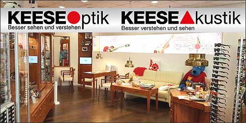 Keese Optik in Buchholz