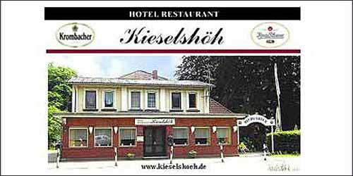 Gasthaus Kieselshöh in Stelle