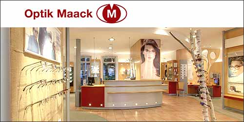 Optik Maack in Winsen