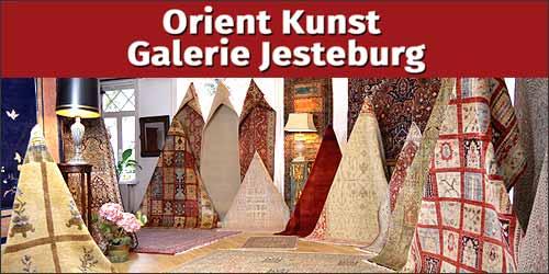 Orient Kunst Galerie in Jesteburg
