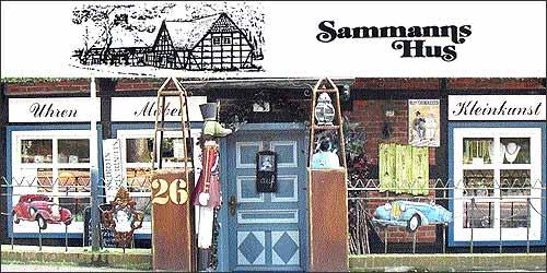 Sammanns Hus in Jesteburg