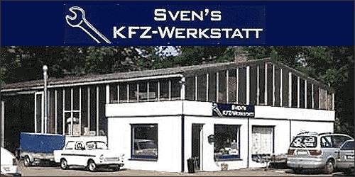 Sven´s KFZ-Werkstatt in Stelle