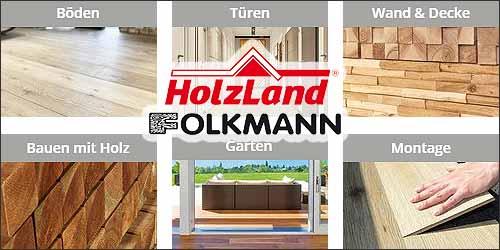 Holzland Folkmann in Stelle