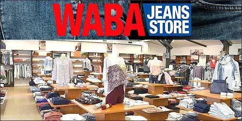 WABA Jeans Store in Seevetal