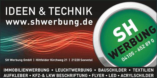 SH Werbung im Landkreis Harburg