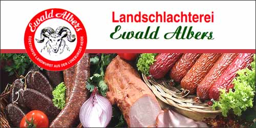 Landschlachterei Albers in Egestorf