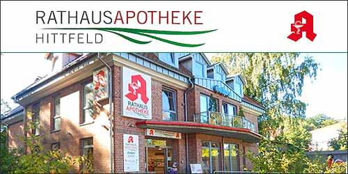 Rathaus Apotheke in Seevetal-Hittfeld