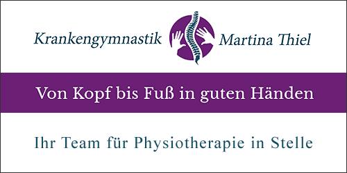 Krankengymnastik Martina Thiel im Landkreis Harburg