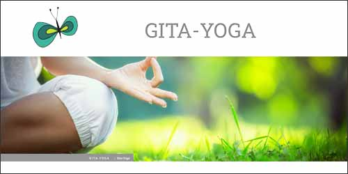 Gita Yoga in Stelle Diana Kipper
