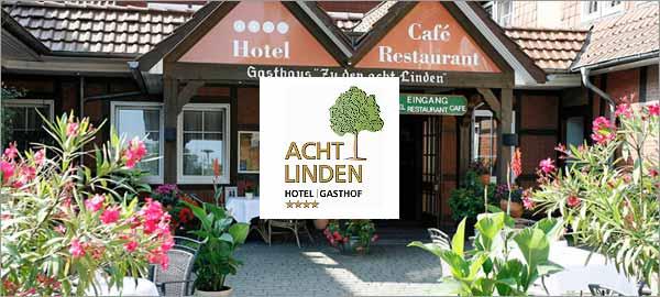 Acht Linden in Egestorf