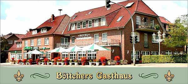 Böttchers Gasthaus in Nenndorf