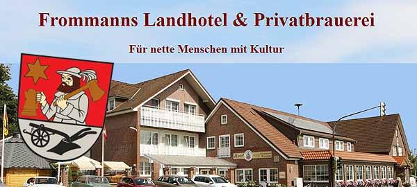 Frommanns Landhotel in Dibbersen