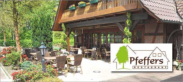 Pfeffers Restaurant in Hanstedt