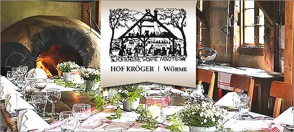 Hof Kröger in Wörme